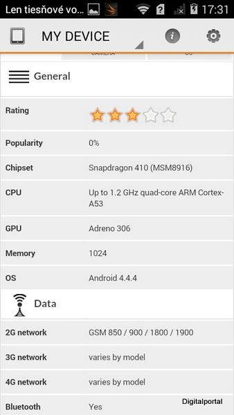 Huawei Y550 3D Mark 02