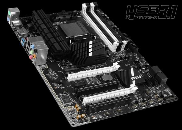 MSI 970A SLI Krait Edition 02