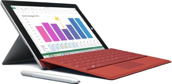 Microsoft Surface 3 01
