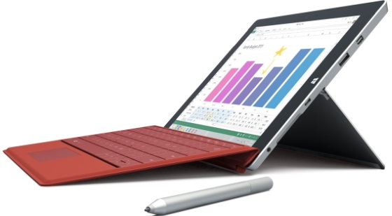 Microsoft Surface 3 03