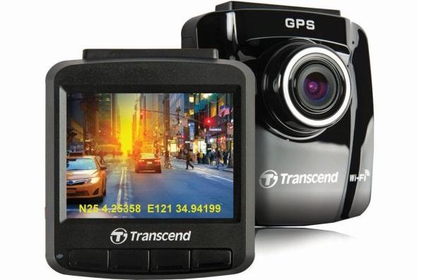 Transcend DrivePro 220 01
