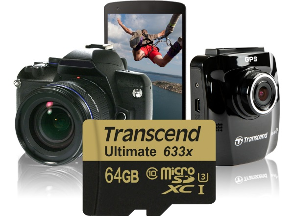 Transcend 633X