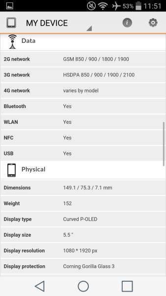LG G Flex 2 3D Mark 03