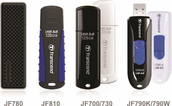 Transcend JetFlash 256 GB
