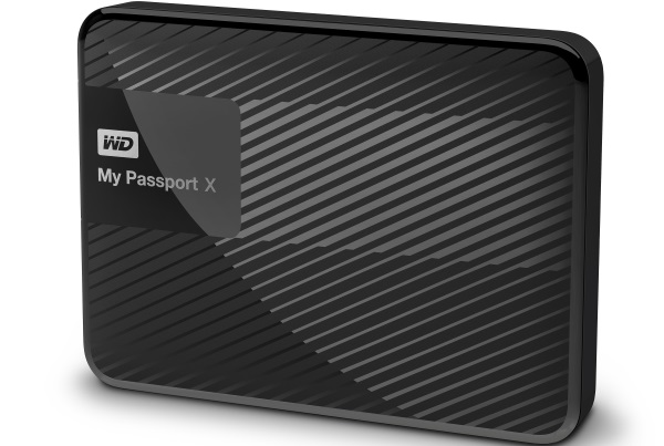 Western Digital My Passport X 01