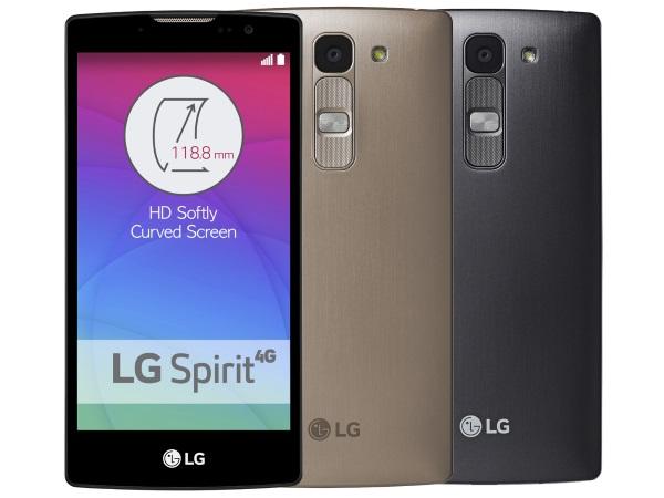 LG Spirit 16