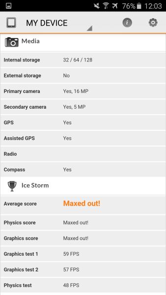 Samsung Galaxy S6 3D Mark 04