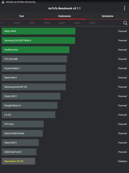 Samsung Galaxy Tab A9.7 AnTuTu Benchmark 03