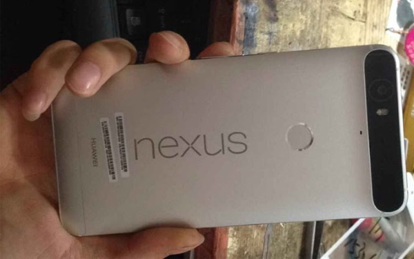 Huawei Nexus leaked