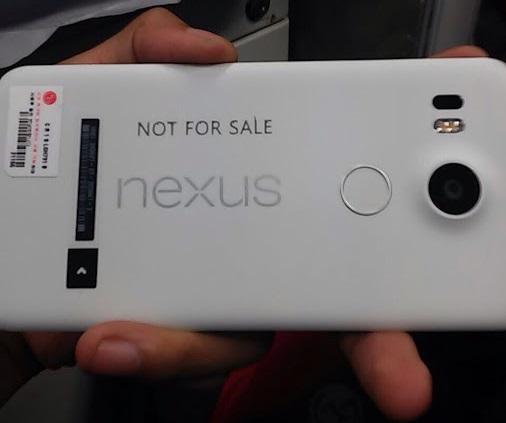 Nexus 7 Leaked