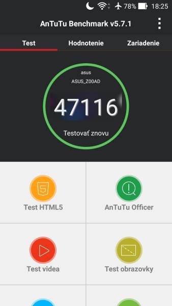 ASUS ZenFone 2 AnTuTu Benchmark 01