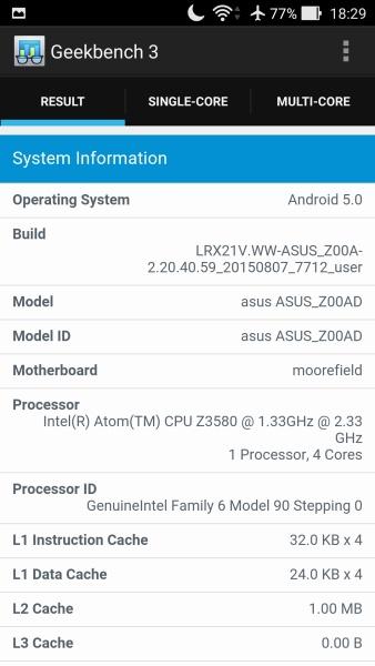 ASUS ZenFone 2 Geekbench 02