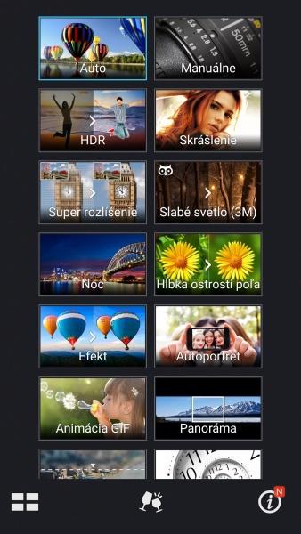 ASUS ZenFone 2 Prostredie OS 02