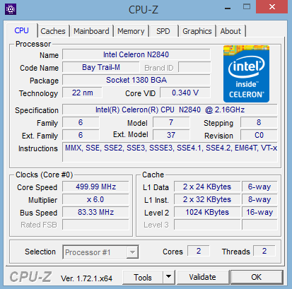 HP 15-r164nc CPU-Z 01