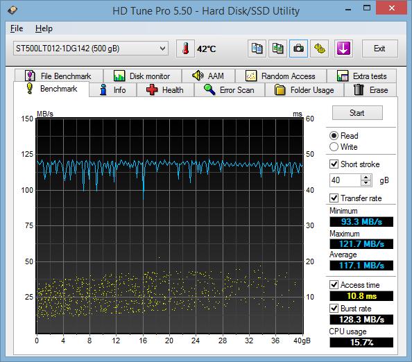 HP 15-r164nc HD Tune 01