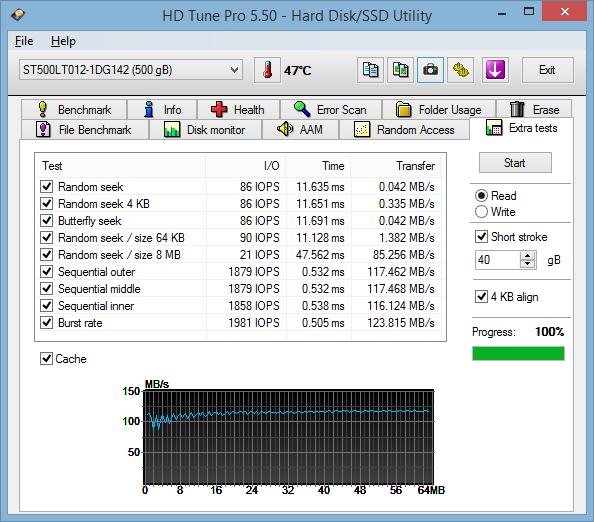 HP 15-r164nc HD Tune 05
