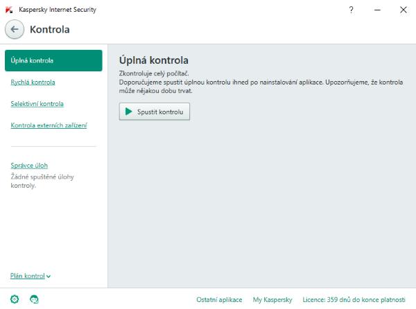 Kaspersky Internet Security 05