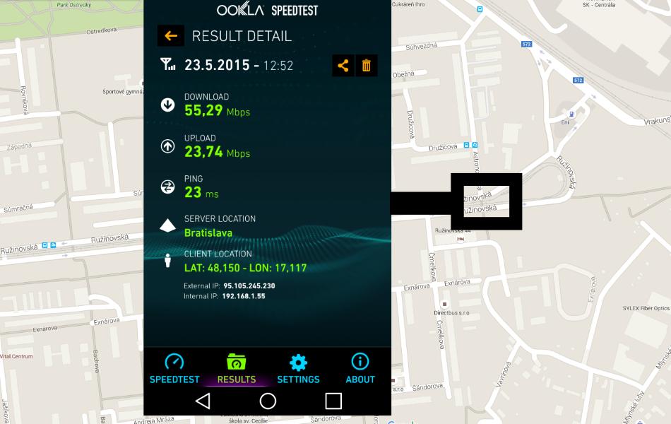 SWAN 4G LTE 01 Bratislava-Ruzinov Astronomicka