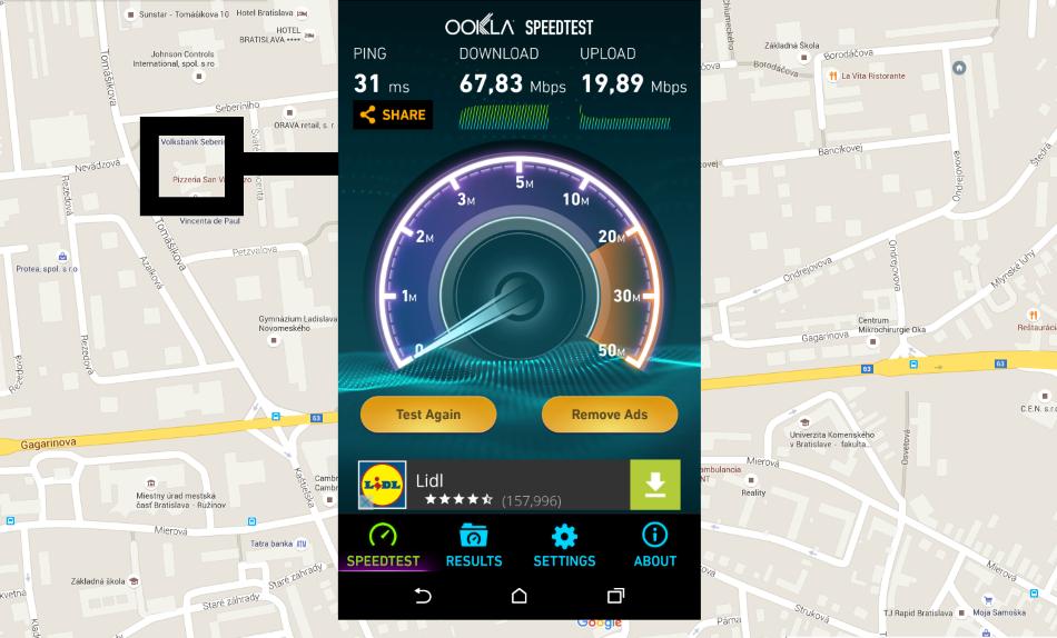 SWAN 4G LTE 03 Bratislava-Ruzinov Seberiniho
