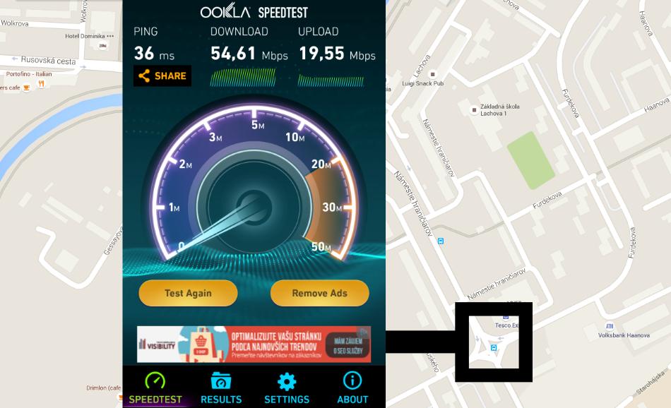 SWAN 4G LTE 04 Bratislava-Petrzalka Namestie Hraniciarov