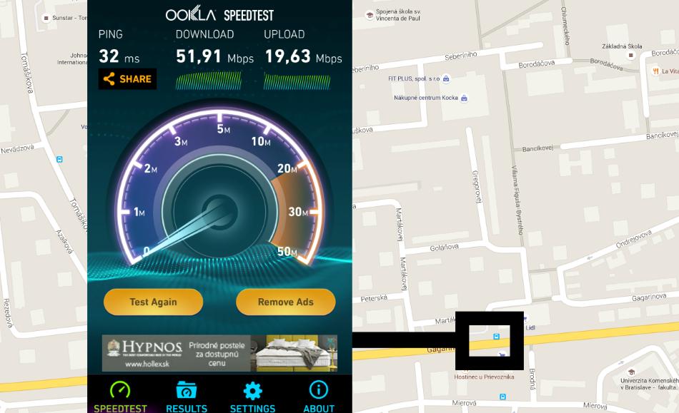 SWAN 4G LTE 06 Bratislava-Ruzinov Brodna