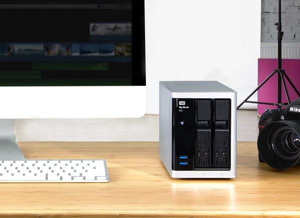 Western Digital WD MyBook Pro 02