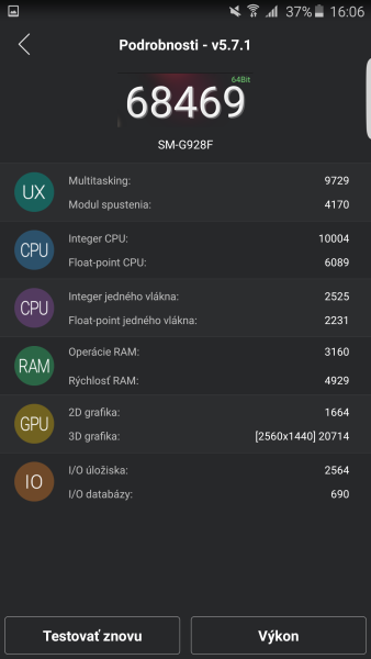 Samsung Galaxy S6 Edge Plus AnTuTu Benchmark 02