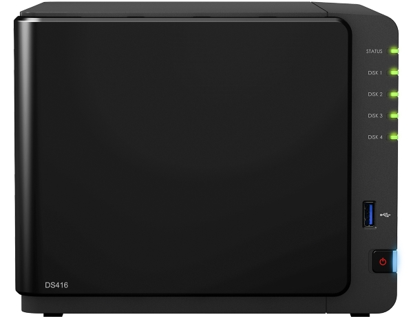 Synology DiskStation DS416 01