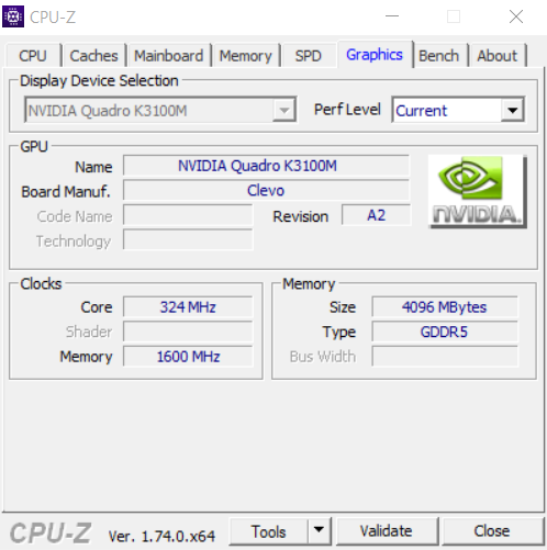 Eurocom Sky X4 CPU-Z 06