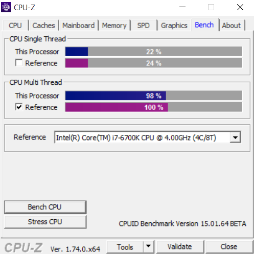Eurocom Sky X4 CPU-Z 07