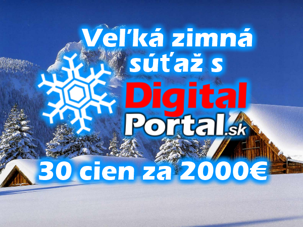 Velka zimna sutaz DigitalPortal.sk