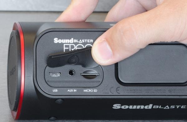 Creative Sound Blaster FRee 05