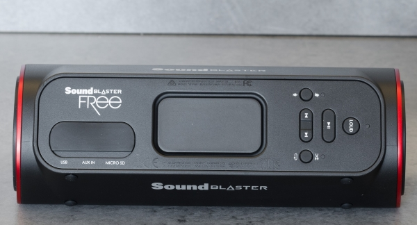 Creative Sound Blaster FRee 06