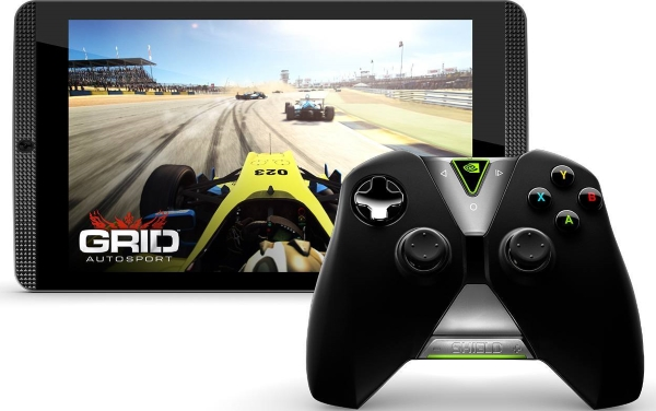 NVIDIA Shield Tablet K1 20