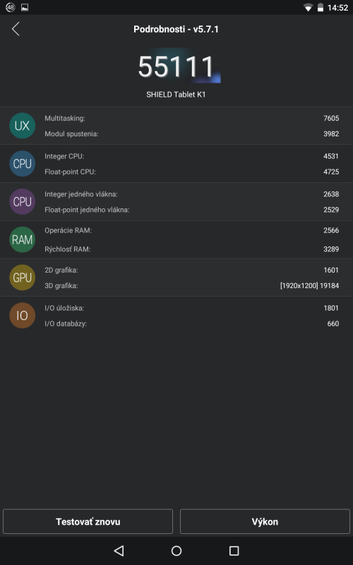 NVIDIA Shield Tablet K1 AnTuTu Benchmark 02