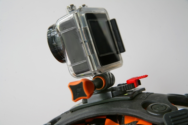 Rollei Actioncam Helmet Mount Bicycle Pro 01