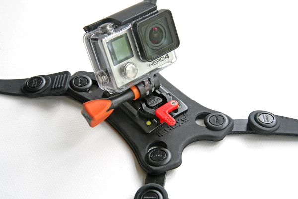 Rollei Actioncam Helmet Mount Bicycle Pro 02