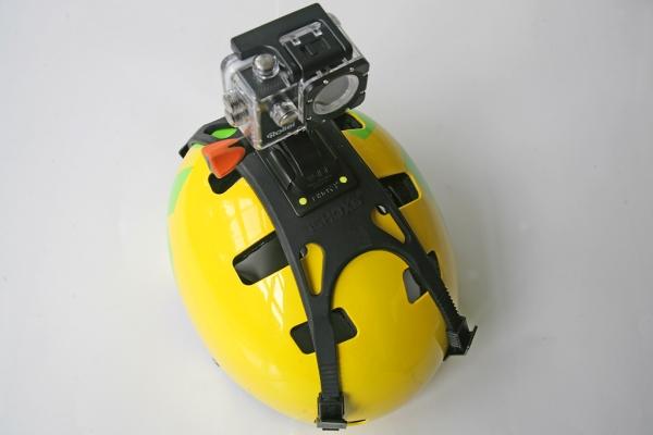 Rollei Actioncam Helmet Mount Sport Pro