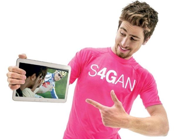 Telekom S4GAN