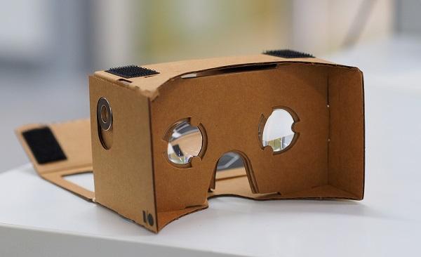 Google Cardboard 01