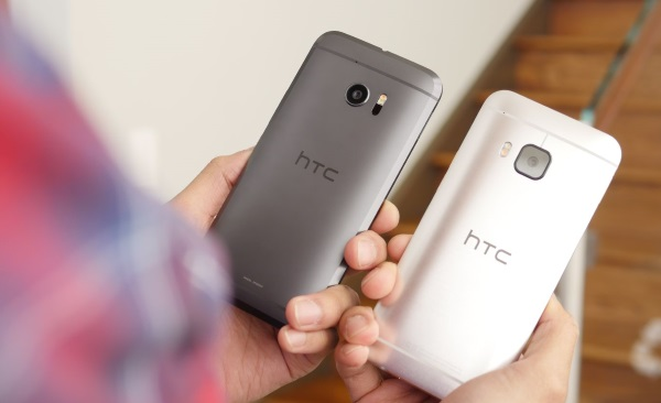 HTC 10 vs. HTC One M9 02