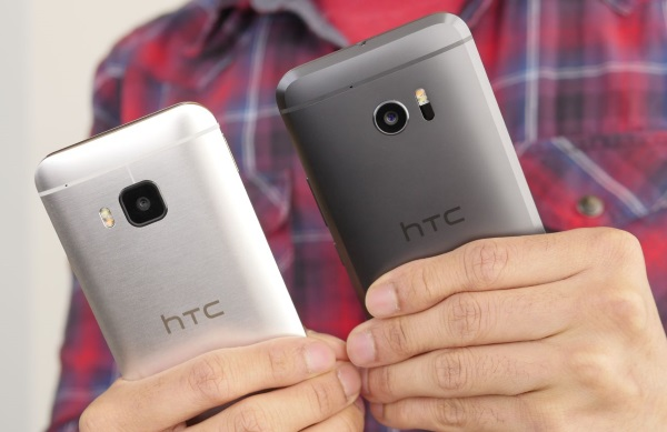 HTC 10 vs. HTC One M9 03