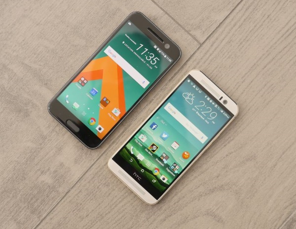 HTC 10 vs. HTC One M9 05