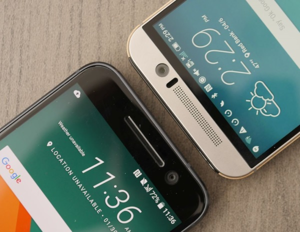 HTC 10 vs. HTC One M9 06