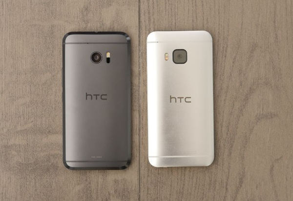 HTC 10 vs. HTC One M9 08