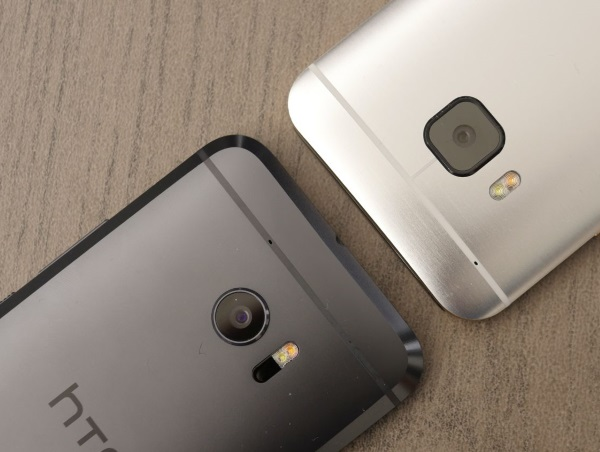 HTC 10 vs. HTC One M9 10