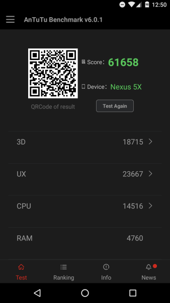 Nexus 5X AnTuTu Benchmark 01