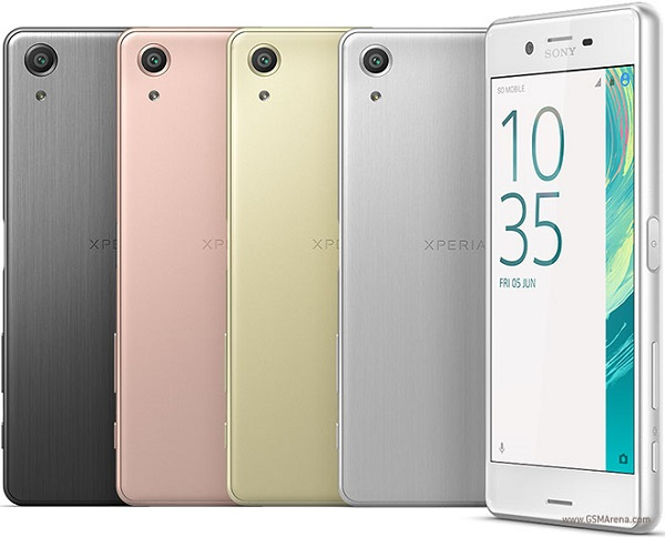 Sony Xperia X Performance 02