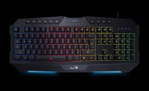 Genius GX Gaming Scorpion K20 01