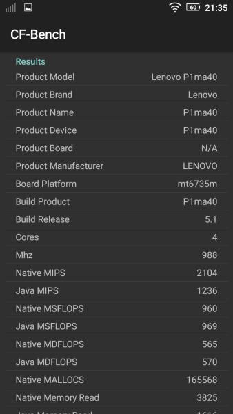 Lenovo Vibe P1m CF Benchmark 01